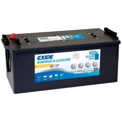 Batería Exide ES2400 GEL 210Ah