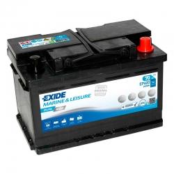 Batteria Exide EP600 Dual...