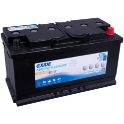 Batería Exide ES900 GEL 80Ah