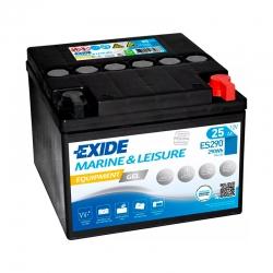 Batteria Exide ES290 GEL 25Ah