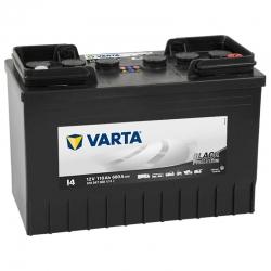 Batteria Varta I4 110Ah