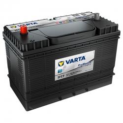 Batteria Varta H17 da 105 ah