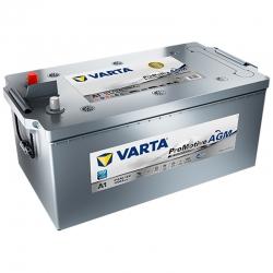 Batería Varta A1 210Ah
