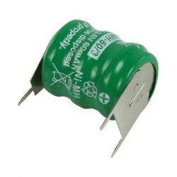 Wieder aufladbare batterie 3.6 V 80mAh Ni-Mh