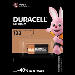 Pila Litio Duracell CR123A DL123