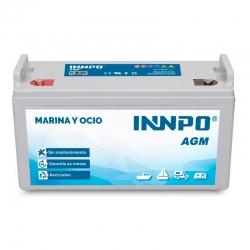Batteria INNPO AGM 120Ah...