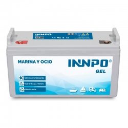 Batteria INNPO GEL 120Ah...