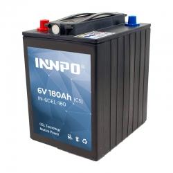 Batería INNPO Gel 6V 180Ah