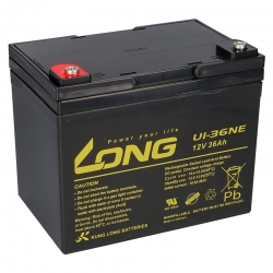 Batería AGM LONG U1-36NE...