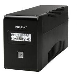 UPS Phasak 2000VA LCD USB mit schutz für RJ45