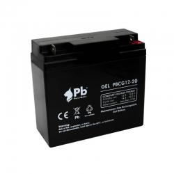 Batería Gel PB 12V 20Ah