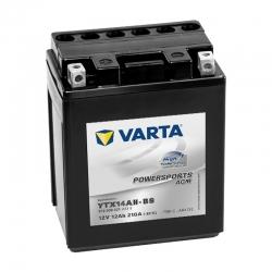 Batería Varta YTX14AH-BS