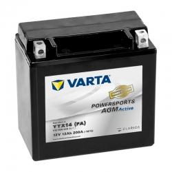Batería Varta YTX14 (FA)