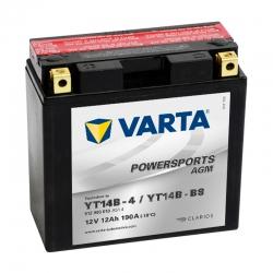 Batería Varta YT14B-BS