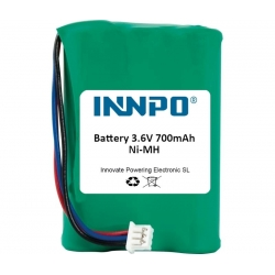 Batterie per telefoni 3.6V...