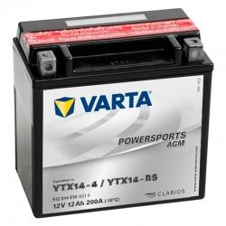 Batería Varta YTX14-BS