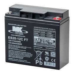 Batteria AGM MK 12V 20Ah