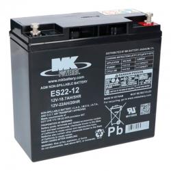Batería AGM MK 12V 22Ah