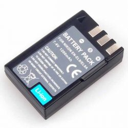 Batería Camara Nikon D40,...