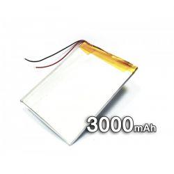 Batería Recargable Tablet 3000mah