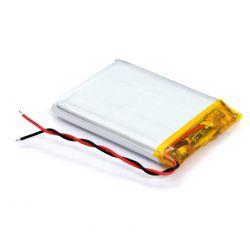 Batería recargable Li-polimero 200mAh