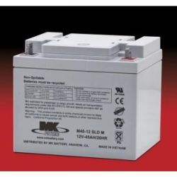 Batería AGM MK 12V 45Ah