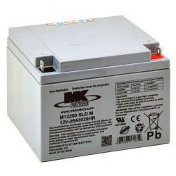 Batería AGM MK 12V 26Ah