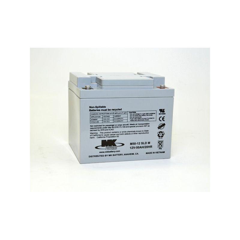 Batería AGM MK 12V 50Ah
