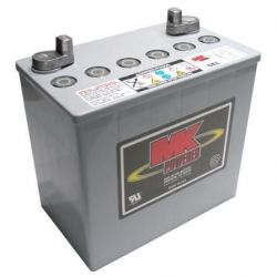 Batería GEL Marca MK mod. 12V 50A