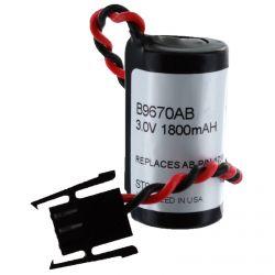 Batería PLC 1756-BA1  1756-L1  94194801  97072901  B9670AB