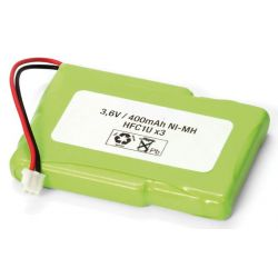 Batería teléfono inalámbrico 3.6V 400mah GP4M3EMJZ
