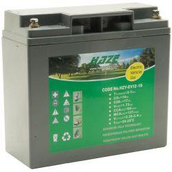Batterie GEL HAZE 12V 18Ah