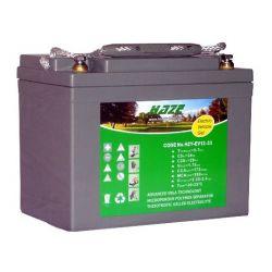 Batería GEL HAZE 12V 33Ah