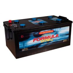 Batería marina Marca Formula Star 12V 140A