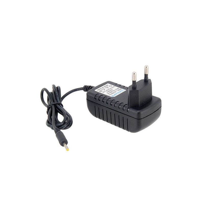 Caricabatterie Tablet 9V 2A connettore di 3.5 mm