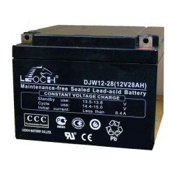 Batería plomo 12V 28A