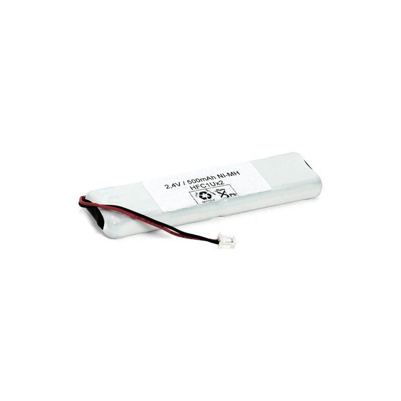 Batteria del Telefono cordless 2.4 V 500mAh