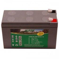 Batería GEL marca HAZE 12V 7.5A