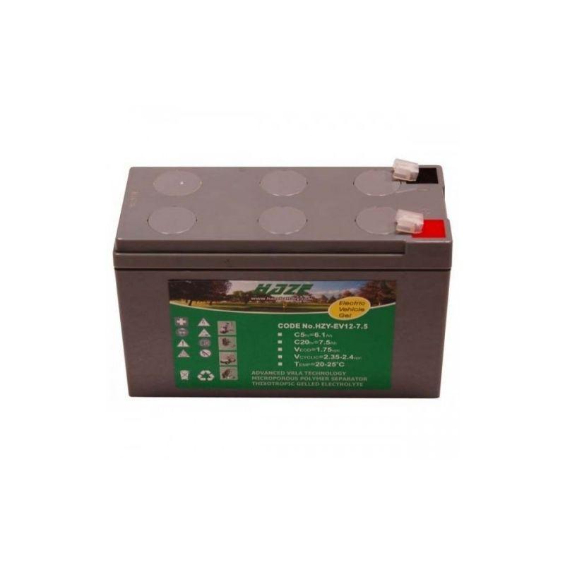 Batteria HAZE GEL 12V 7.5A