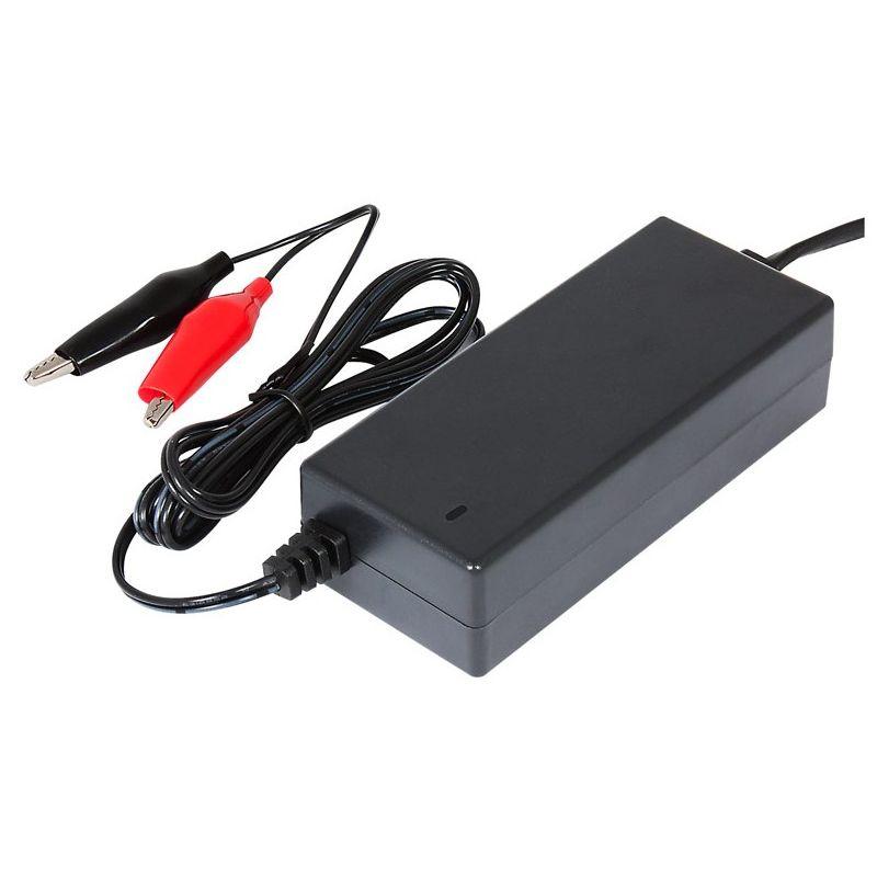 Cargador Baterías de plomo 12V 2A