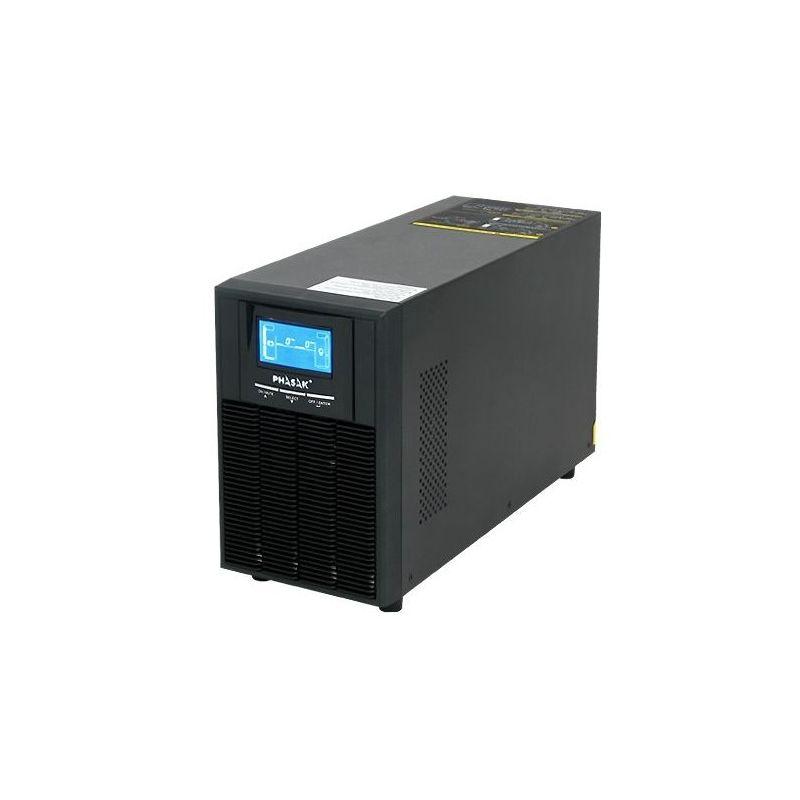 UPS Phasak 2000 VA Online, LCD