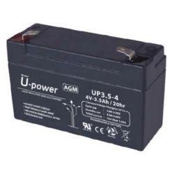 Batería plomo 4V 3.5A