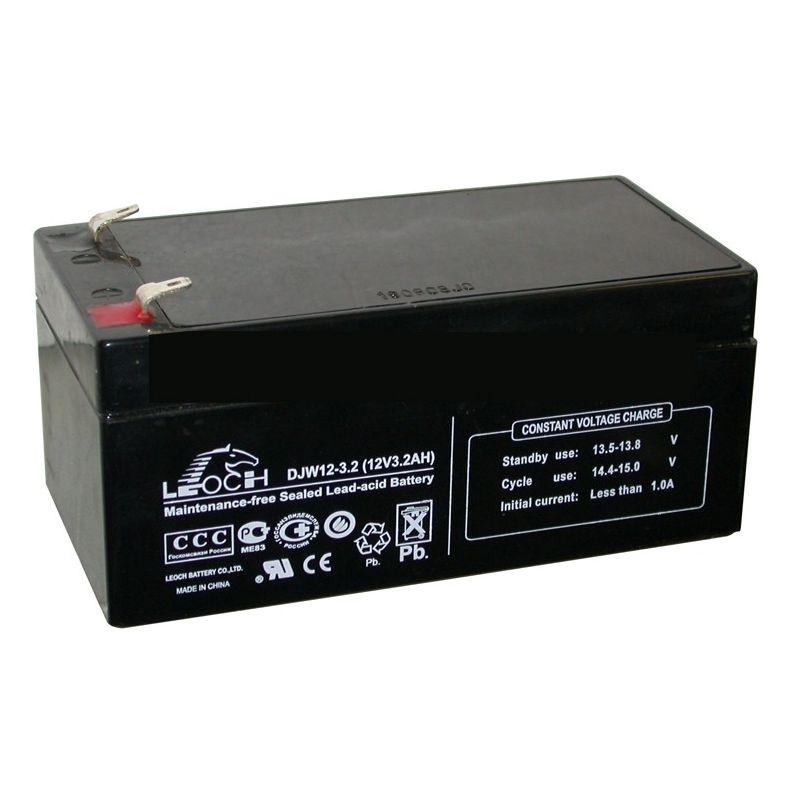 Batería plomo 12V 3.2A
