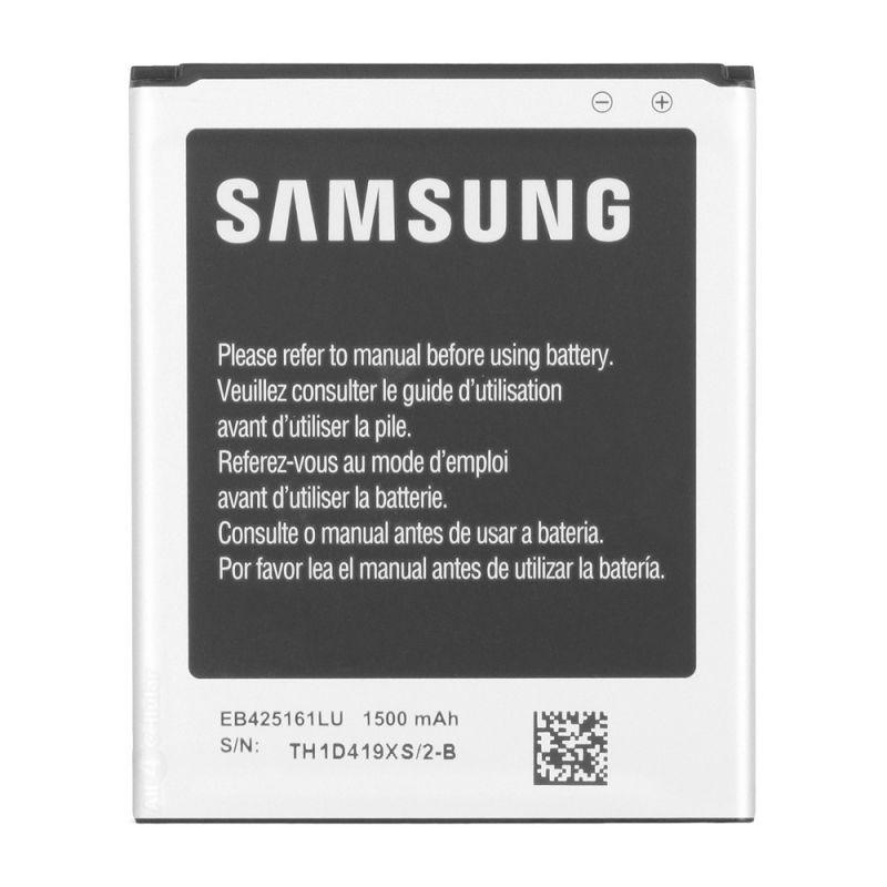 Batería original Samsung Galaxy Ace 2, S3 mini, Trend, Trend plus.